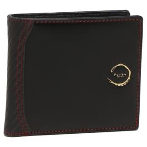 フルボデザイン 財布 Furbo design FRB142 BLK ブライドルレザー メンズ 二つ折り財布 無地 ブラック 黒 by ブランドショップAXES(日本流通自主管理協会会員)