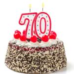【古希祝いのおすすめケーキ特集】似顔絵やオリジナルケーキで華やなお祝いにしよう!