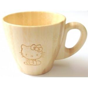 【名入れ/竹食器】キティマグカップ by FUNFAM