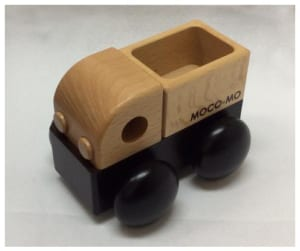 MOCO-MO ころころオルゴールトラック by ギフトショップPop in