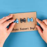 父の日に喜ばれる製作アイディア集!幼児や子供が簡単に作れるプレゼントをご紹介