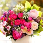 退職祝いに贈るお花の選び方とは?予算やおすすめのお花ギフトもご紹介!