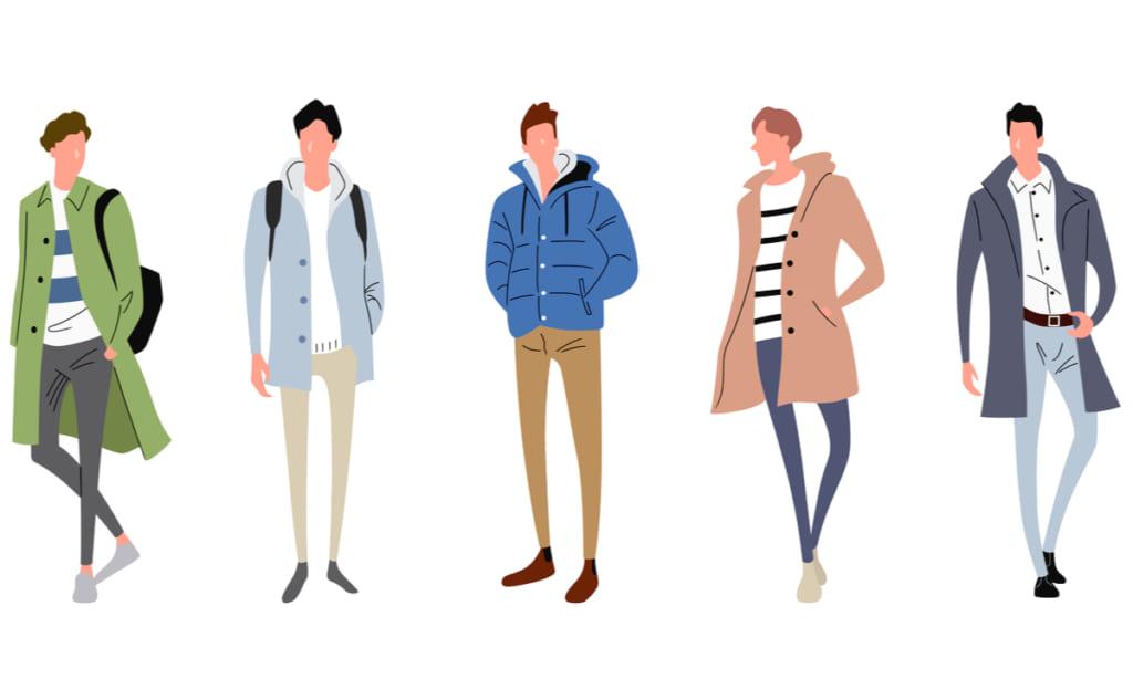 代 メンズ 20 ファッション ブランド