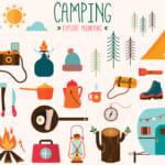 いまキャンプがアツい!キャンプ用品人気ブランドとおすすめグッズ大公開!