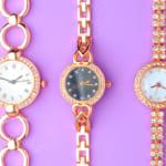 女性に喜ばれるかわいい腕時計|人気ブランドを年代別に徹底調査!