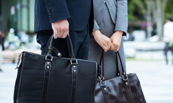 スーツ 仕事 ビジネス 通勤 バッグ