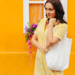 マリメッコのエコバッグでおしゃれに買い物♪コーデに映える人気柄を一挙公開!